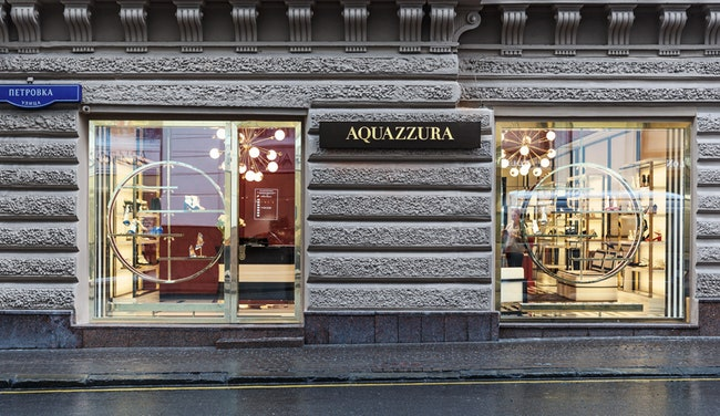 Aquazzura          Admagazine