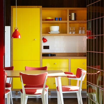 Дом в Эссексе. Нажмите на фото, чтобы посмотреть все интерьеры дома. https://admagazine.ru/arch/93988_domik-v-essekse.php.