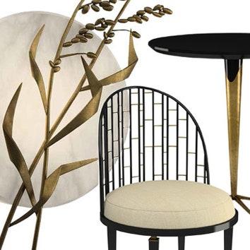 Наше русское: мебель Лейлы Улуханли на Maison & Objet