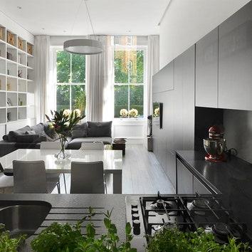 Квартира в Лондоне,  69м²
