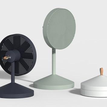 Складной вентилятор