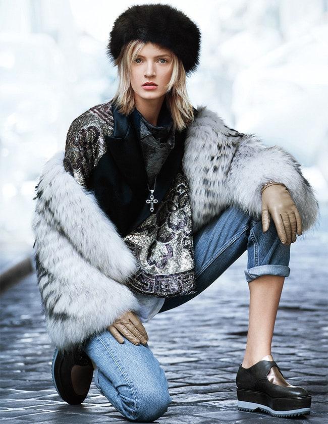 Vogue Russia  2013