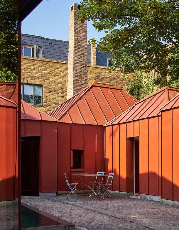 Henning Stummel Architects.     RIBA London Awards 2016.      .