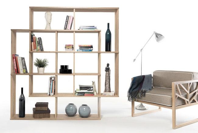 X2 Smart Shelf   Wewood  Admagazine