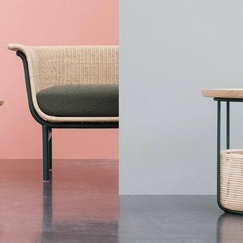 Вот это переплет: мебель из ротанга Алена Жиля