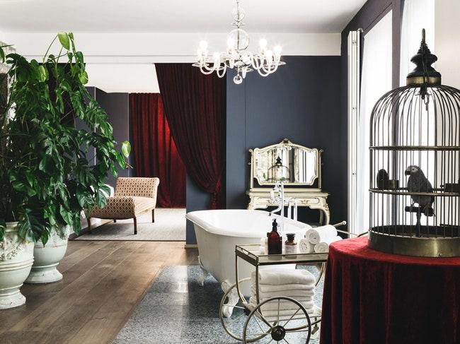 Grand Suite    Grand Ferdinand      Admagazine