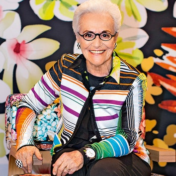 5 советов от Розиты Миссони: про цвет