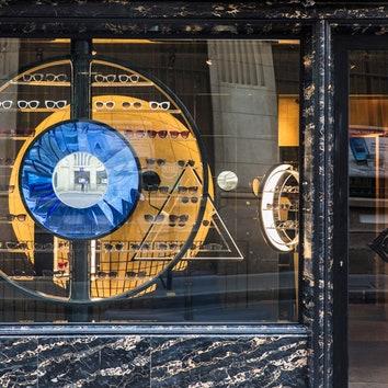 Сюрреалистичный бутик в Париже