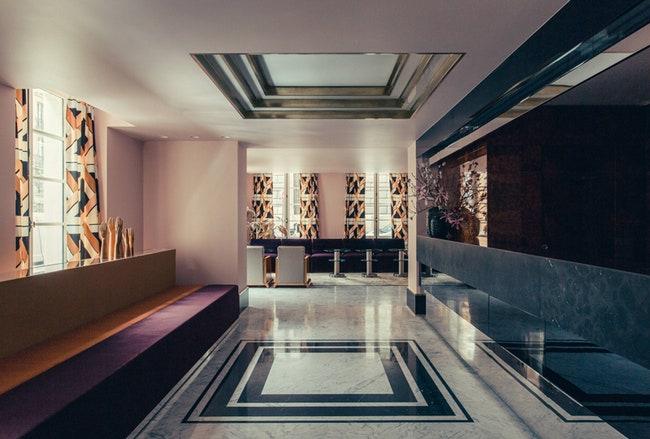 Hotel SaintMarc         Admagazine