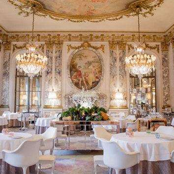Филипп Старк обновил интерьеры Hotel Le Meurice