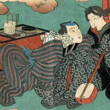 """Книга """"Сюнга. Откровенное искусство Японии"""""""