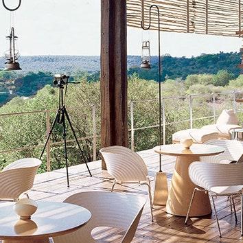 Сафари-отель в Южной Африке