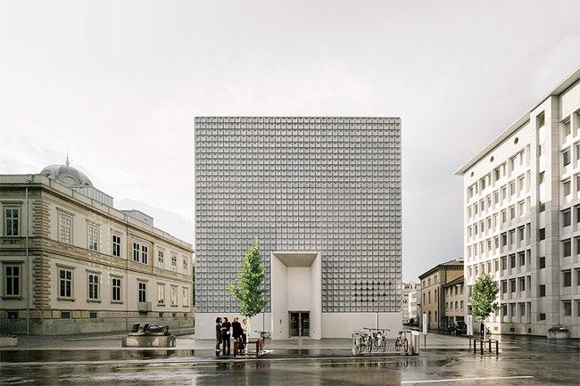 Bndner Kunstmuseum      BarozziVeiga  Admagazine