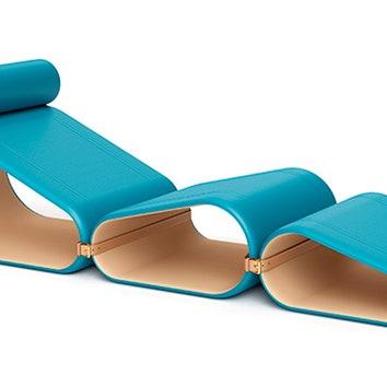 Шезлонг-трансформер Louis Vuitton