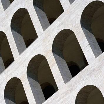 Дом-легенда: Дворец итальянской цивилизации в Риме