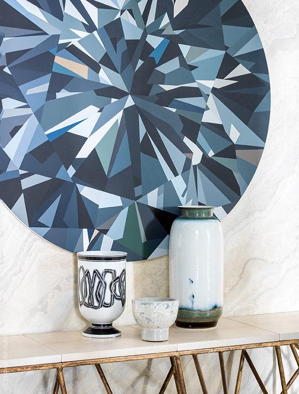 .    Diamant Noir    Torri.     onsiteantiques.com.