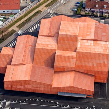 Спортивный комплекс в Эльзасе