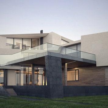 Новый проект архитектурной мастерской za bor