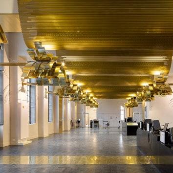 Павильон Доминика Перро в Версале