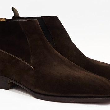Ботинки по дизайну Дэвида Чипперфилда.