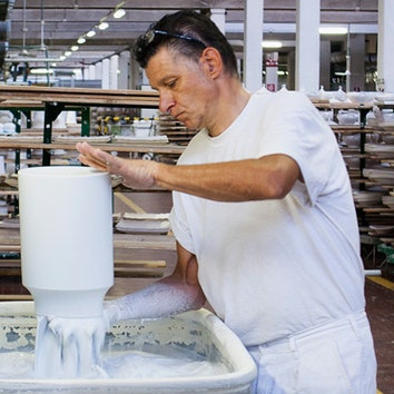 Ремесло: фарфоровая мануфактура Richard Ginori