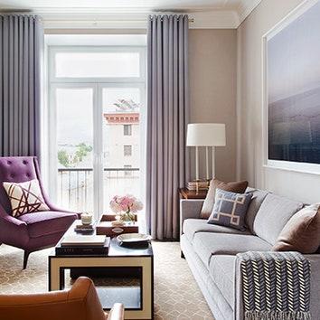 Двухкомнатная квартира в Москве, 61 м²