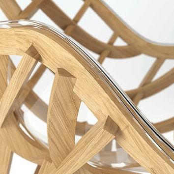 Кресло по дизайну Марио Беллини