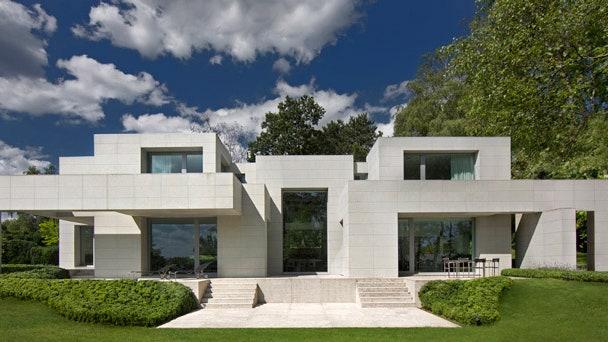 DS House          Dwek Architects  Admagazine