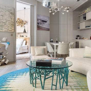 Квартира в Париже, 59 м²