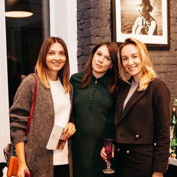 Екатерина Гатилова, GirlPower Fashion Lab Label, Марина Брагинская, Atelier Interior и Евгения Розовская, Buro Interior.