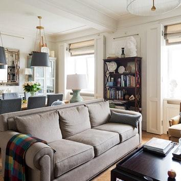 4-комнатная квартира на Фрунзенской набережной