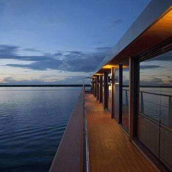 Отель Aqua Mekong.