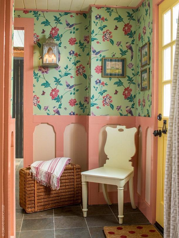 Elveden  Mr. Jones  Lemington Red Dot  Awning Stripe   Laura Ashley.  Tulip   Historic Charleston Baker.
