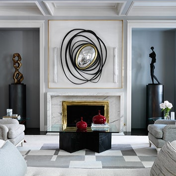 Квартира по проекту Жан‑Луи Денио в Нью-Йорке, 280 м²