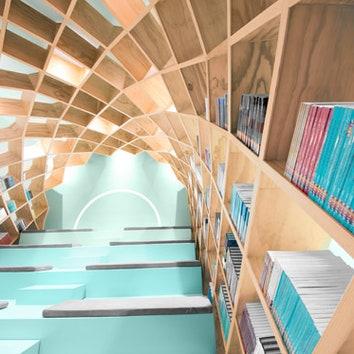 Библиотека в Монтеррее