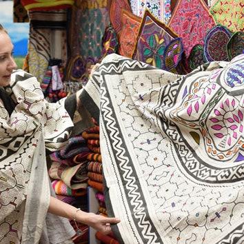 Блошиные рынки в Перу