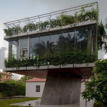 Реконструкция бунгало во Флориде