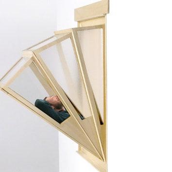 Раскладное окно-трансформер