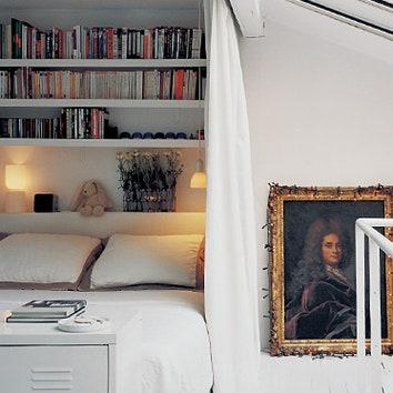 Квартира в Париже, 45 м²