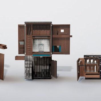 Архитектурная коллекция Дэвида Линли