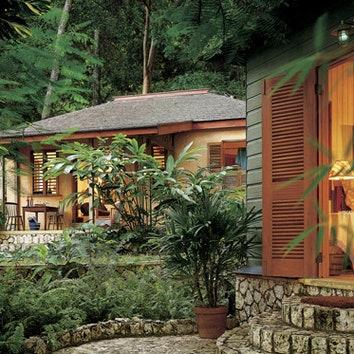 Отель Golden Eye на Ямайке