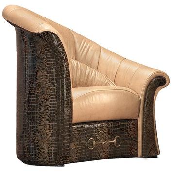 Кресло, кожа, Formitalia.