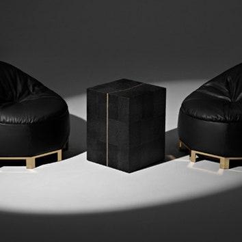 Первая коллекция мебели Александра Вэнга