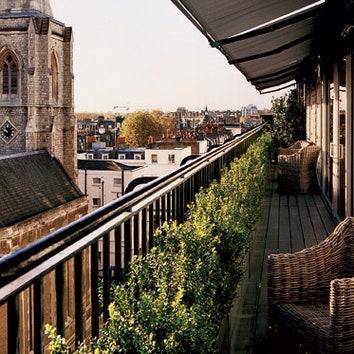 Как оформить террасу и балкон: 13 идей