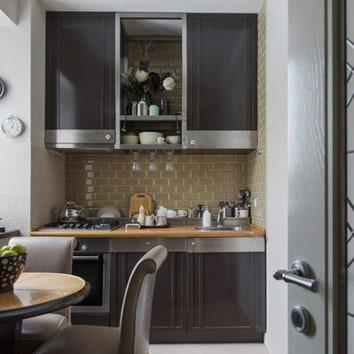 Двухкомнатная квартира на Садовой-Каретной, 56 м²