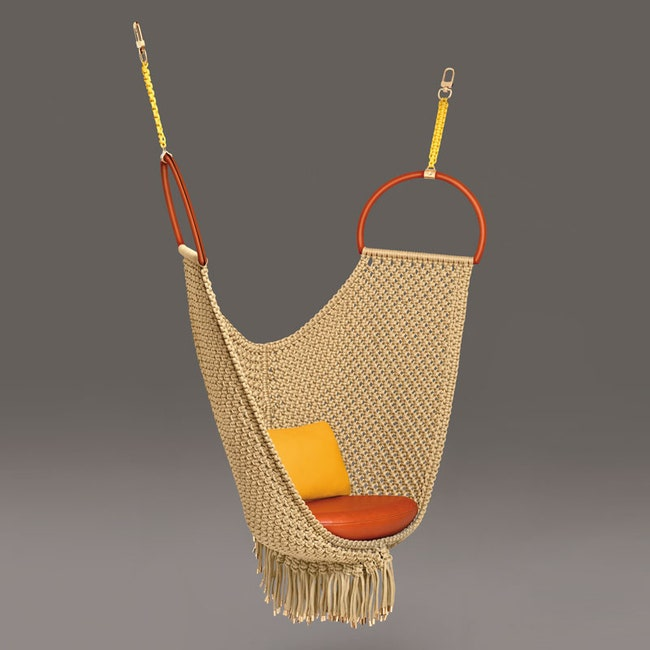 Swing Chair  Objets Nomades    Louis Vuitton