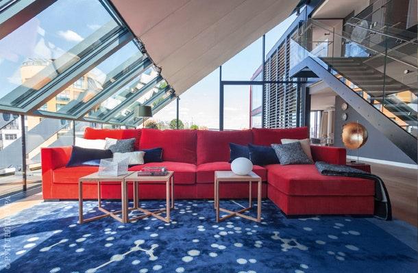 .  Henley The Sofa amp Chair Company    Dedar    Krusin Knoll.