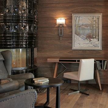 Квартира для холостяка на Новом Арбате, 248 м²