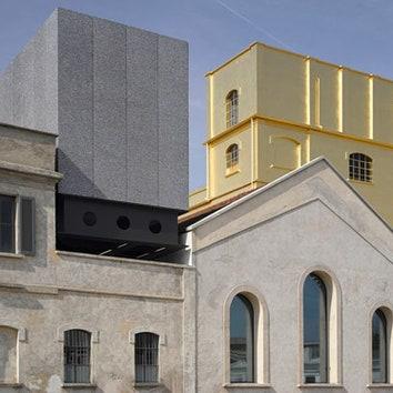 Арт-центр фонда Prada в Милане