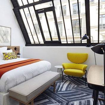 Новый облик Hôtel du Ministère в Париже